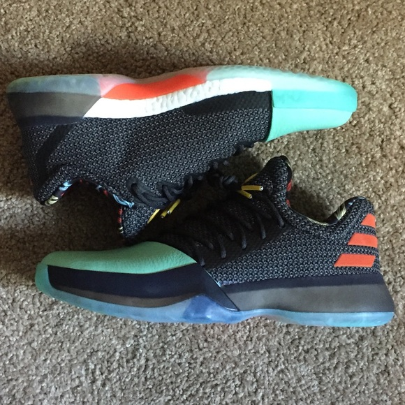 3569147d558 Adidas James Harden V.1 Boost Basketball BW1573 7